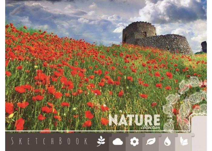 """Sketchbook 48 pages 197х145mm """"Field"""""""
