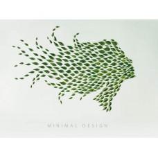 """Sketchbook 48 pages 197х145mm """"Minimal Design"""""""