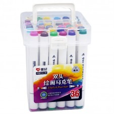 Sketch markers set Aihao 36 colors PM514-36