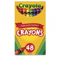 Wax pastel Crayola 48 colors