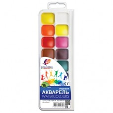 """Watercolor Luch """"Classic"""" 16 colors"""