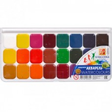 """Watercolor Luch """"Classic"""" 24 colors"""