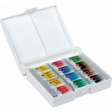 "Watercolor paint set in cuvettes Nevskaya Palitra ""White Nights"" 12 colors"