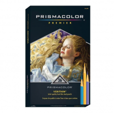 Colored pencils Prismacolor Verithin 36 colors