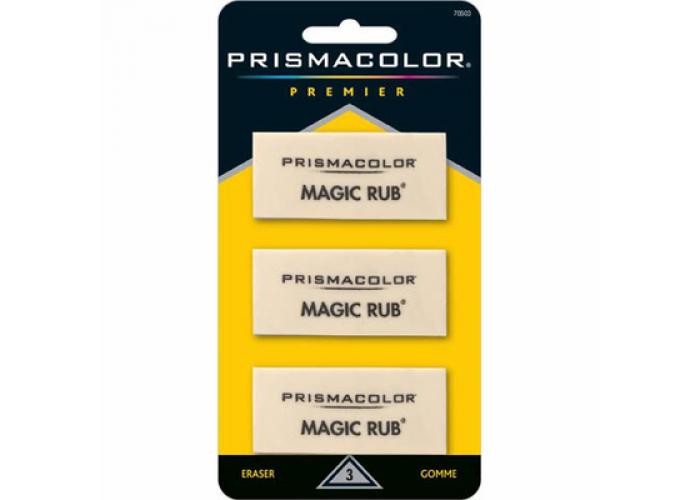 Set of erasers Prismacolor Magic Rub