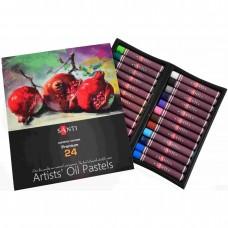 Oil pastel Santi - 24 colors