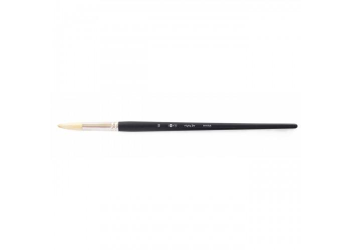 "Bristle brush ""Santi Highly Pro"" round №10"