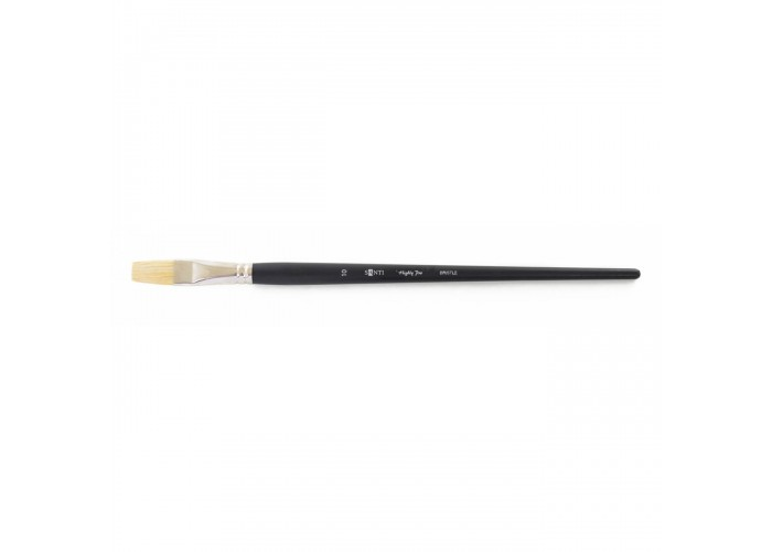 "Bristle brush ""Santi Highly Pro"" flat №10"