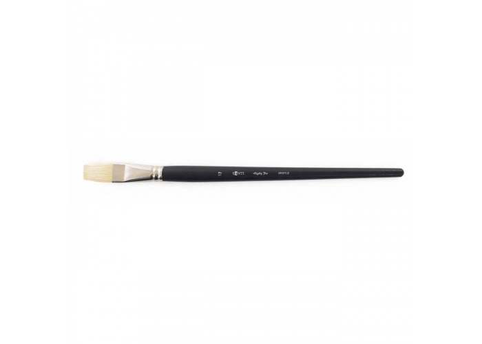 "Bristle brush ""Santi Highly Pro"" flat №12"