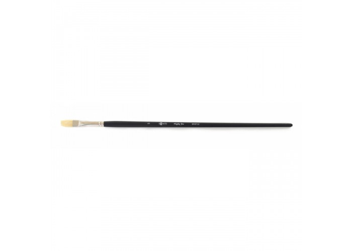 "Bristle brush ""Santi Highly Pro"" flat №5"
