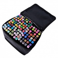 Sketch markers set Sultani 120 colors ST8026-120