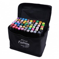 Sketch markers set Sultani 60 colors ST8026-60