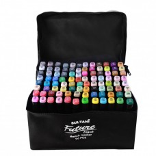 Sketch markers set Sultani 96 colors ST8026-96