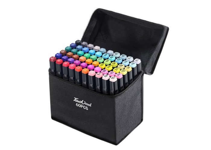 Sketch markers set Sultani 80 colors ST8026-80