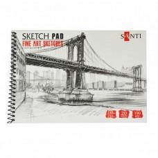 Album for graphics Santi А5 20 pages