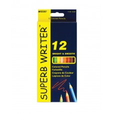 Colored pencils Marco Superb Writer 12 colors (4100-12CB)