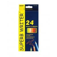 Colored pencils Marco Superb Writer 24 colors (4100-24CB)