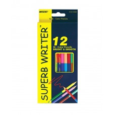 Colored pencils Marco Superb Writer 24 colors bilateral (4110-12CB)