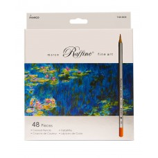 Colored pencils Marco Raffine 48 colors (7100-48CB)