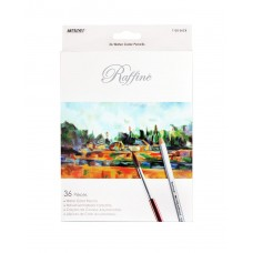 Watercolor pencils Marco Raffine 36 colors (7120-36CB)