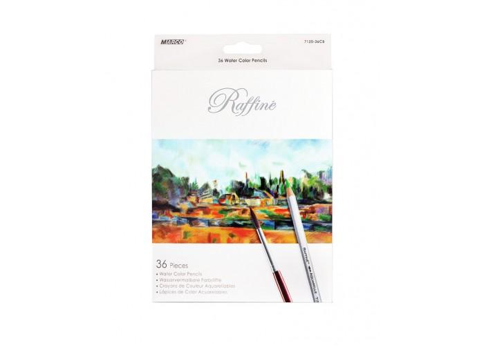 Watercolor pencils Marco Raffine 36 colors (7120-36CB)