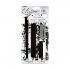 Graphics set Charcoal Sketch Marco Raffine (7992-BL)