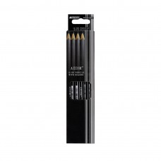 Graphite pencils HB with eraser Marco Superb Writer (4200-144CB)