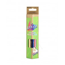 Colored pencils triangular Marco Grip-Rite 12 colors (9100-12)