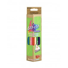 Colored pencils triangular Marco Grip-Rite Jumbo 12 colors (9400-12)