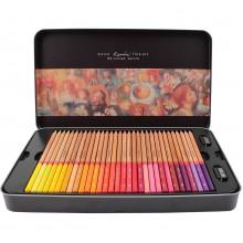Colored pencils Marco Renoir Fine Art 100 colors